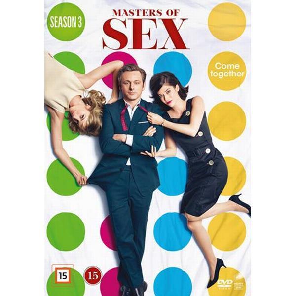 Masters of sex: Säsong (DVD 2015)