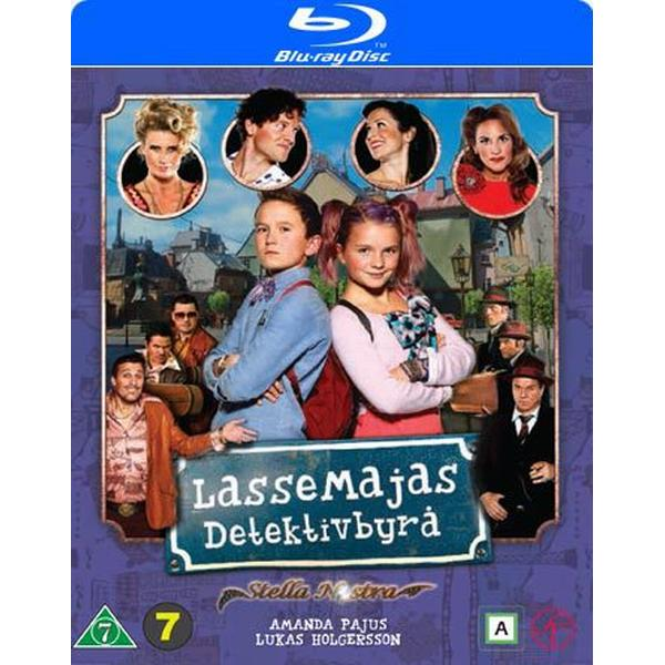 LasseMajas detektivbyrå: Stella Nostra (Blu-Ray 2015)