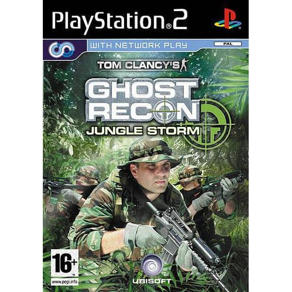 Ghost Recon: Jungle Storm