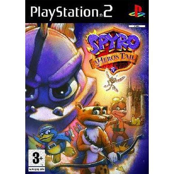 Spyro A Heros Tail