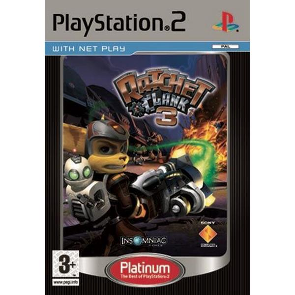 Ratchet & Clank 3 : Up Your Arsenal