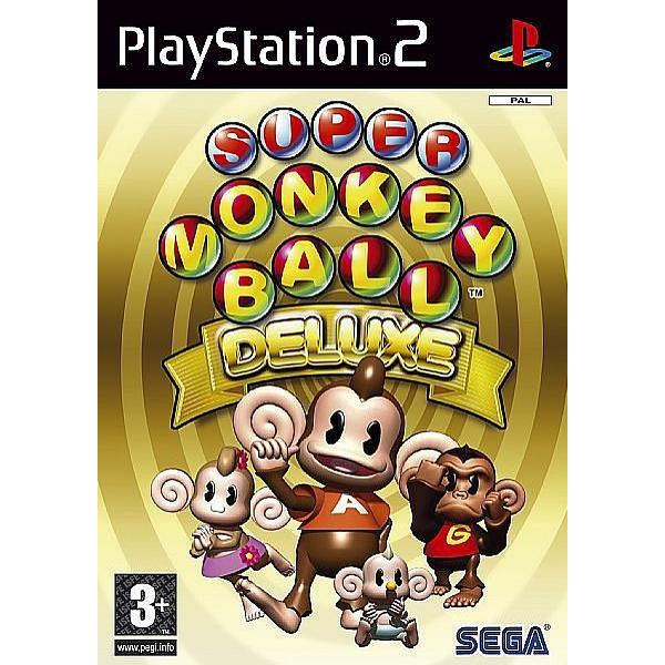 Super Monkey Ball - Deluxe