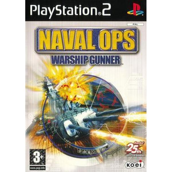 Naval Ops : Warship Gunner
