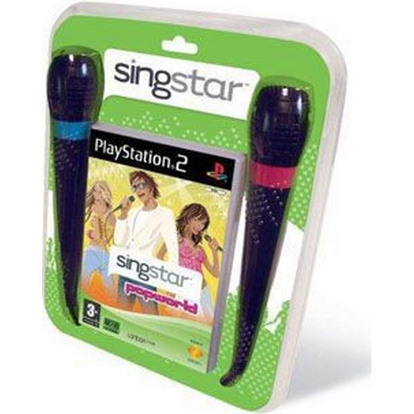 Singstar Popworld (incl. 2 mic)