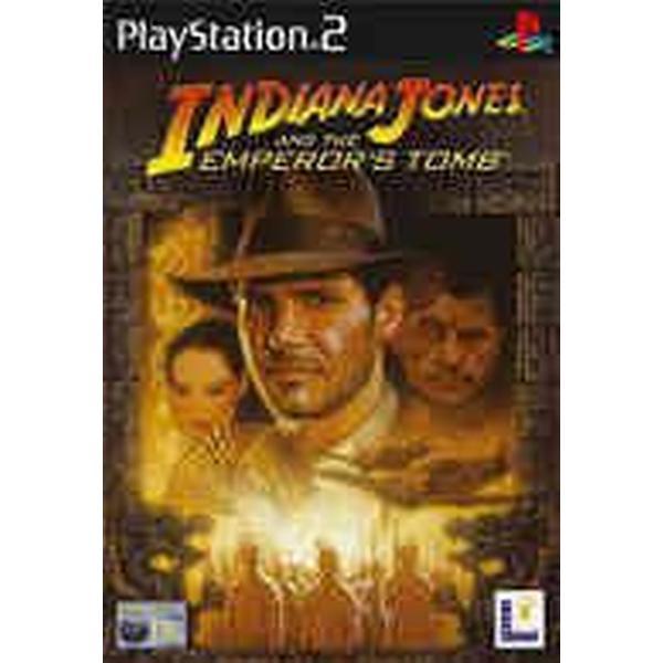 Indiana Jones & the Emperors Tomb