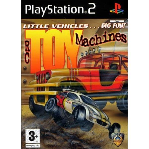 RC Toy Machines