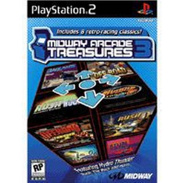 Midway's Arcarde Treasures 3