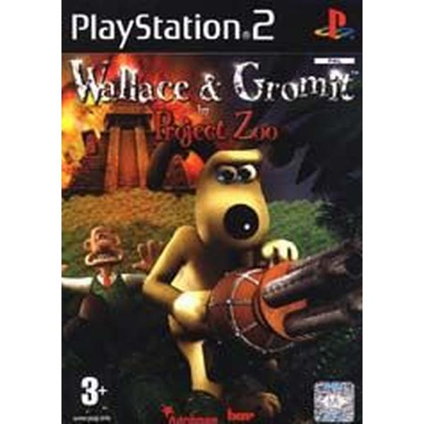 Wallace & Gromit : In Project Zoo