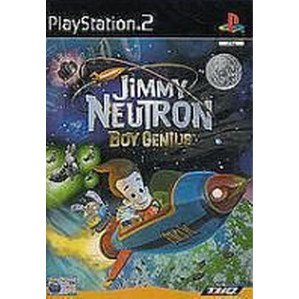 Jimmy Neutron : Boy Genius