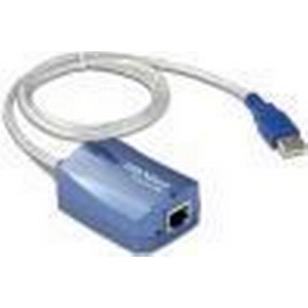 Trendnet 10/100Mbps Fast Ethernet Adapter (TU2-ET100)