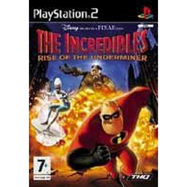 The Incredibles 2 : Rise Of The Underminer