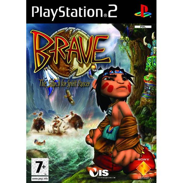 Brave : The Search For Spirit Dancer