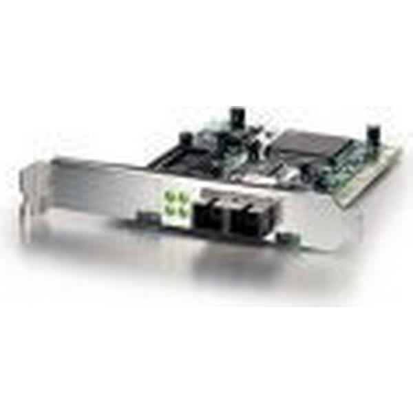 LevelOne FNC-0104FX Fast Ethernet 100Mbps Adapter (504170)