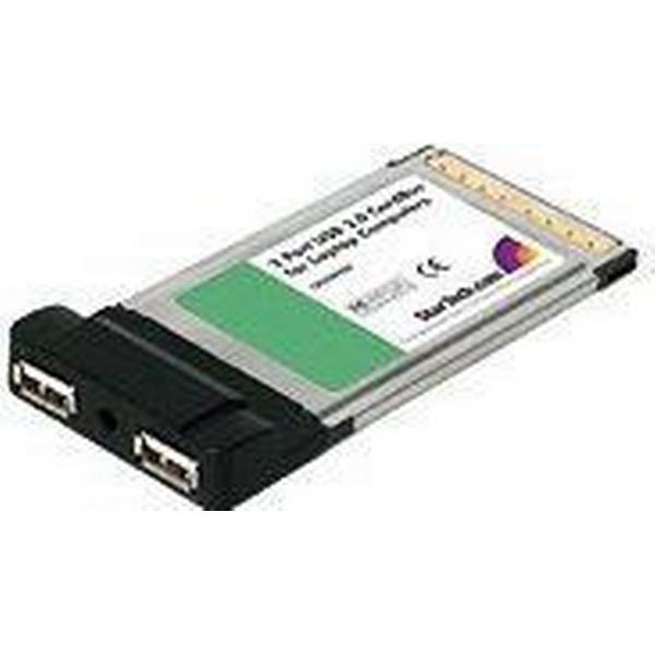 StarTech.com USB 2.0 CARDBUS (CBUSB220)
