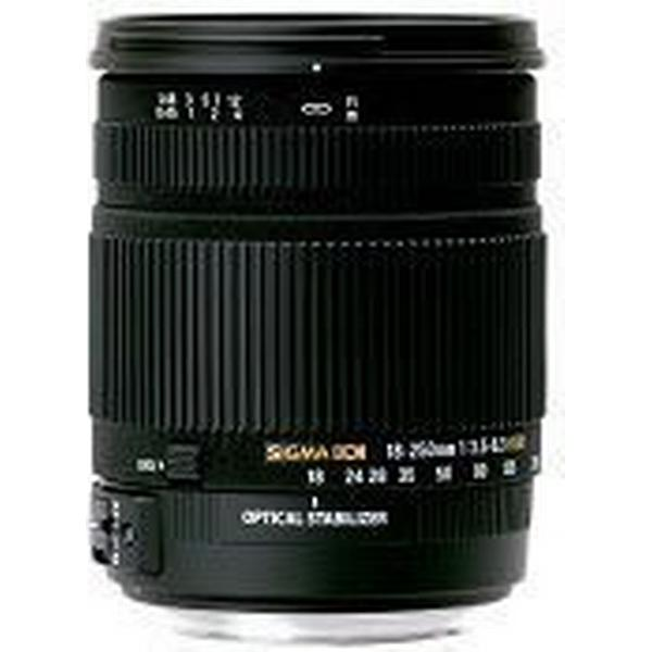 Sigma 18-250mm F3.5-6.3 DC MACRO OS HSM for Sony