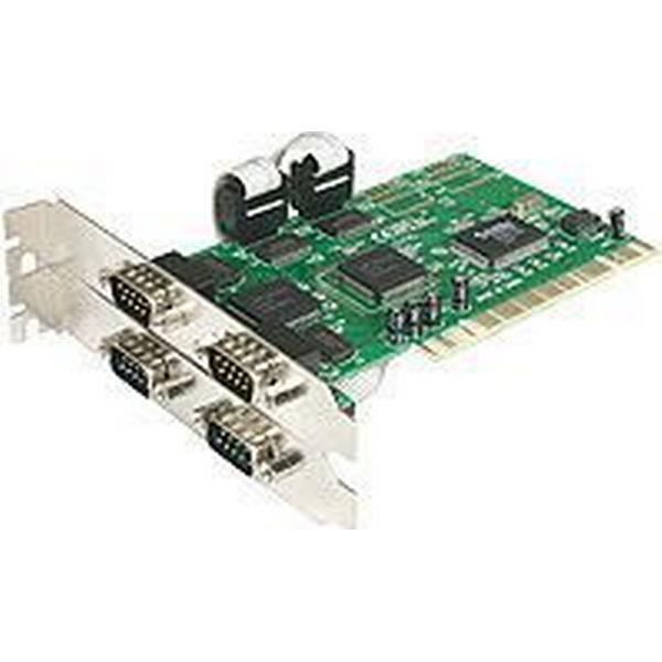 StarTech.com PCI4S550N Serial PCI Card (PCI4S550N)