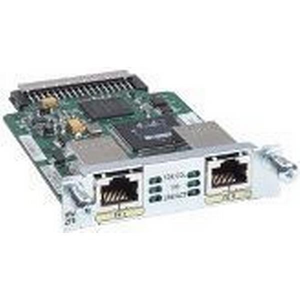 Cisco Hwic 3800 10/100Mbit/s (HWIC-2FE=)