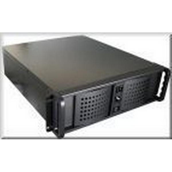 Fantec TCG-3830KX07A-1 Desktop Black
