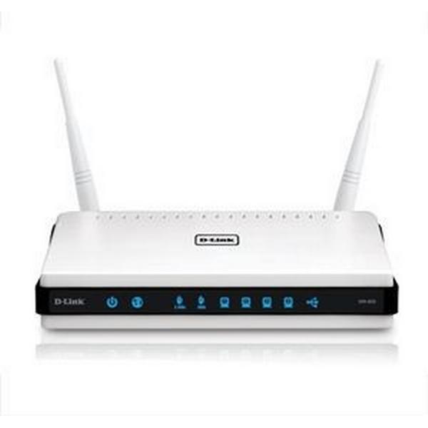 D-Link Xtreme N Dual Band Gigabit Router