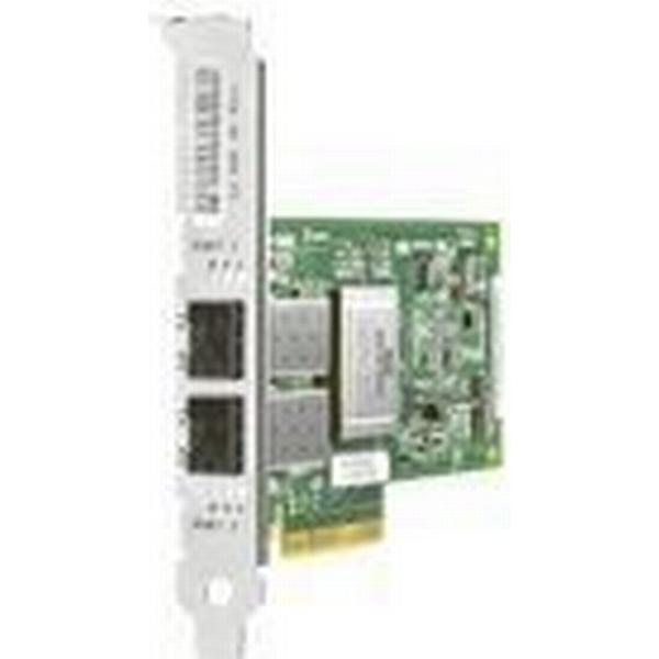HP StorageWorks 82Q 8Gb Dual Port PCIe Fibre Channel Host Bus Adapter (AJ764A)