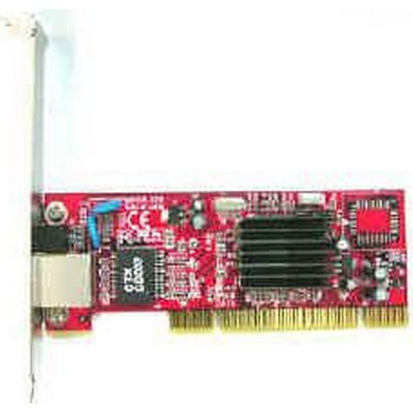 Lycom 1000/100/10 BASE-T Ethernet Low Profile PCI Host Adapter (NW-100)
