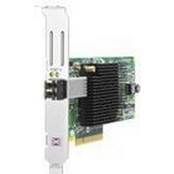 HP StorageWorks 81E 8Gb Single Port PCIe Fibre Channel Host Bus Adapter (AJ762A)
