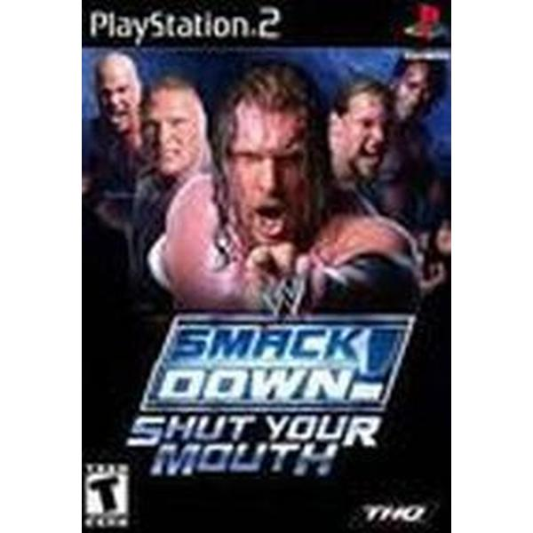WWE Smackdown 4 : Shut Your Mouth