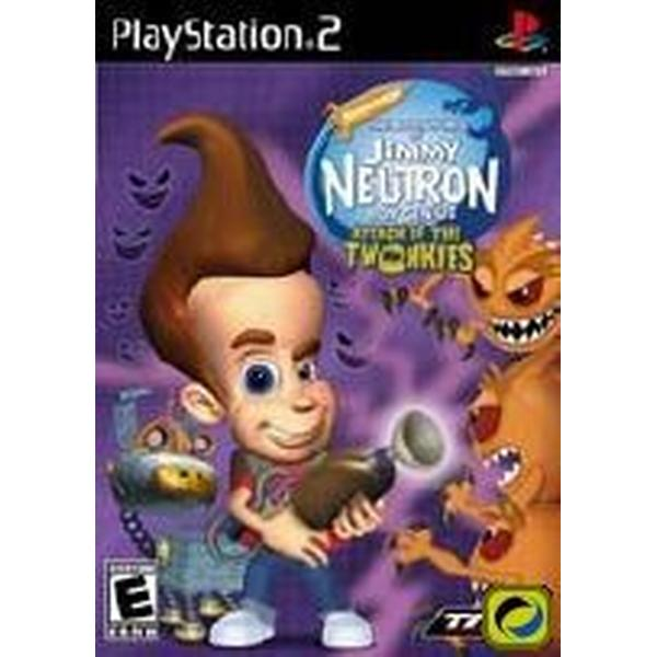 Jimmy Neutron : Attack Of The Twonkies
