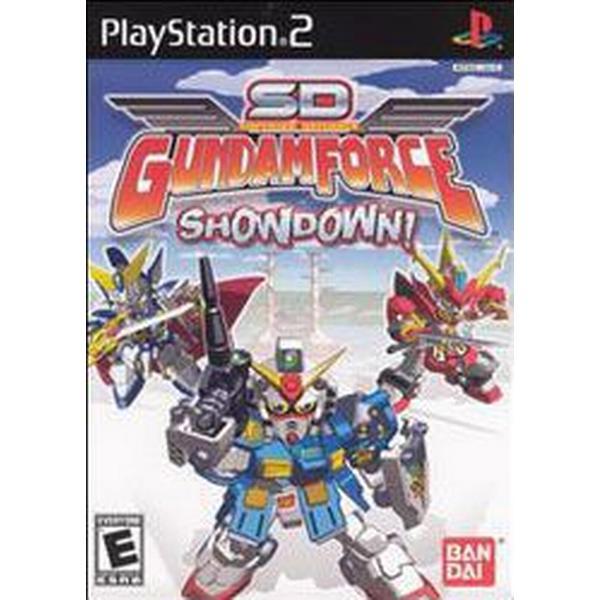 SD Gundam Force : Showdown