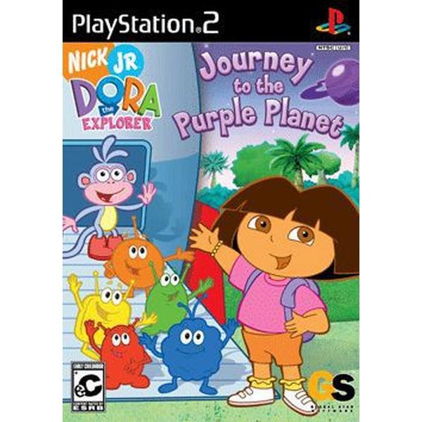 Dora The Explorer : Journey To The Purple Planet