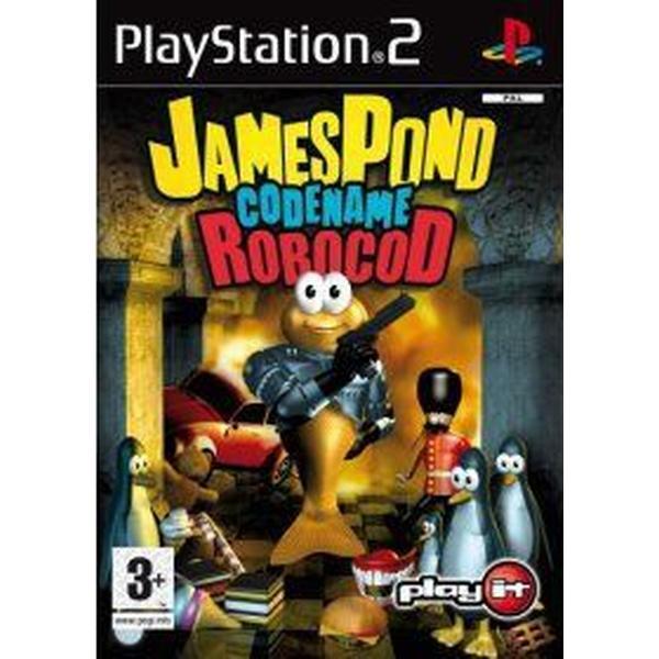 James Pond Codename Robocod
