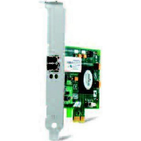 Allied Telesyn 1 x 1000SX (LC) server Network Interface Card (PCIe) (AT-2972SX)