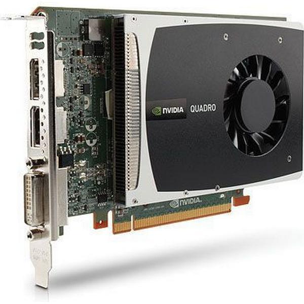 HP Quadro 2000 1GB