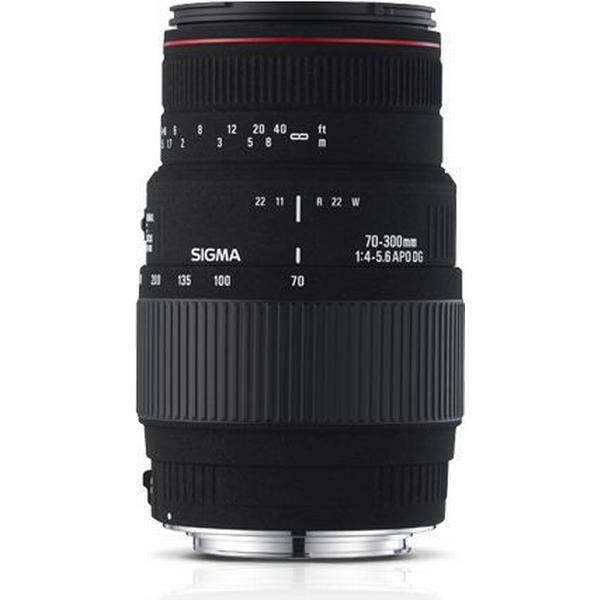Sigma APO 70-300mm F4-5.6 DG Macro for Nikon F