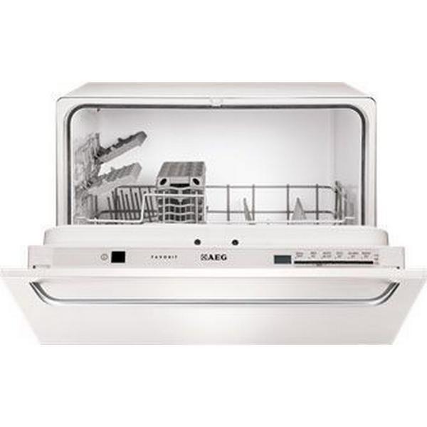 AEG F55200VI0 Integrerad