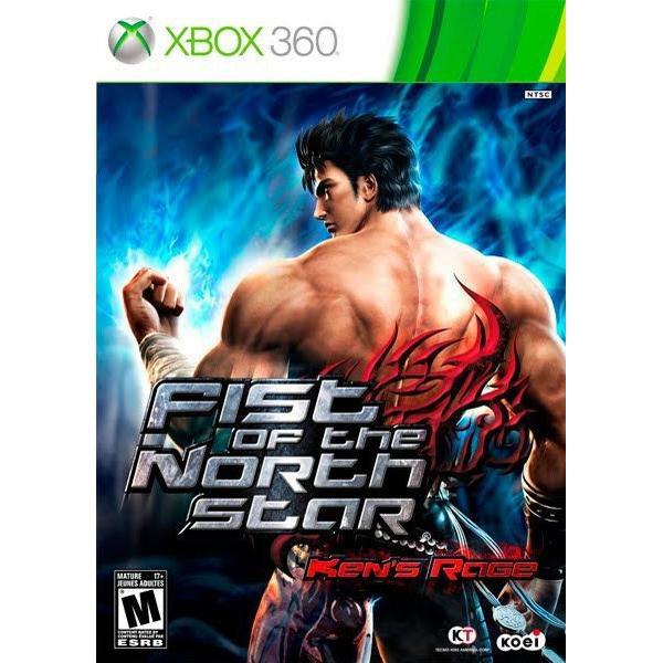 Fist Of The North Star: Kens Rage X360