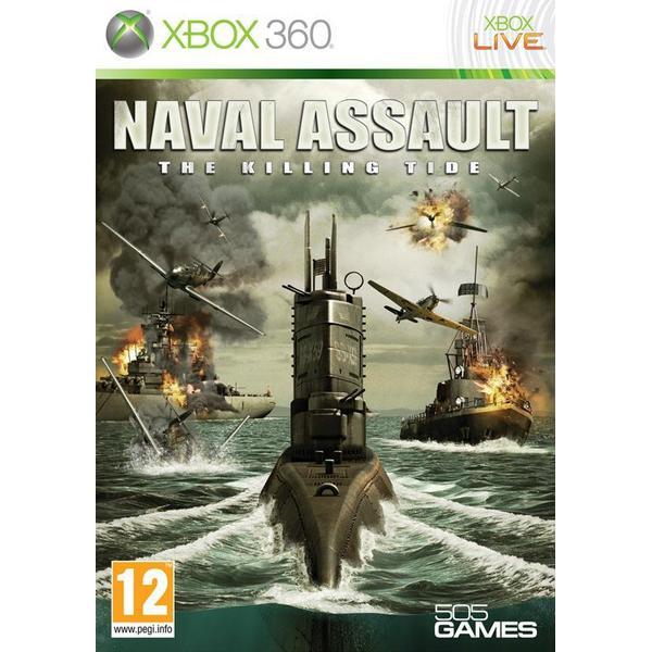 Warriors Orochi 4 Data: Naval Assault: The Killing Tide X360