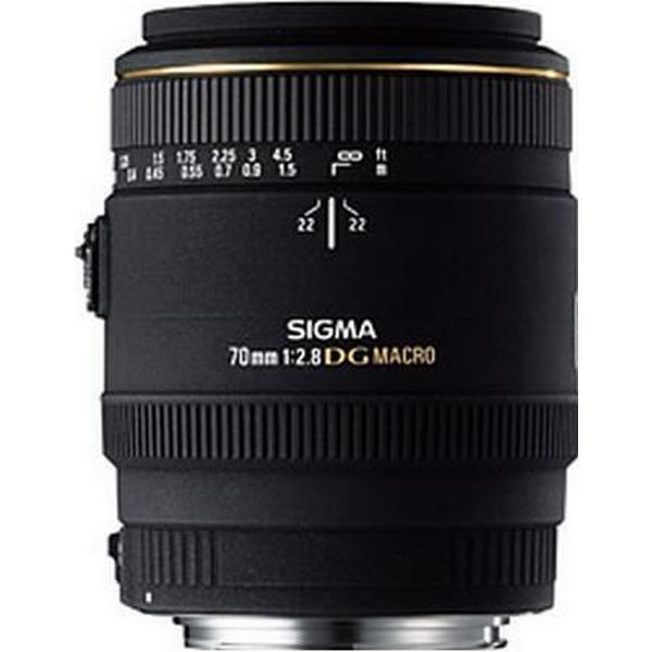 Sigma 70mm F2.8 EX DG Macro for Nikon F