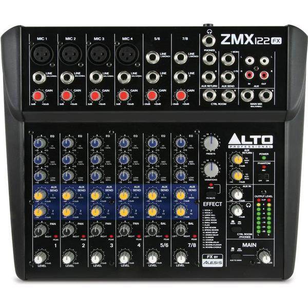 Zephyer ZMX122FX Alto