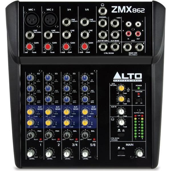 Zephyr ZMX862 Alto
