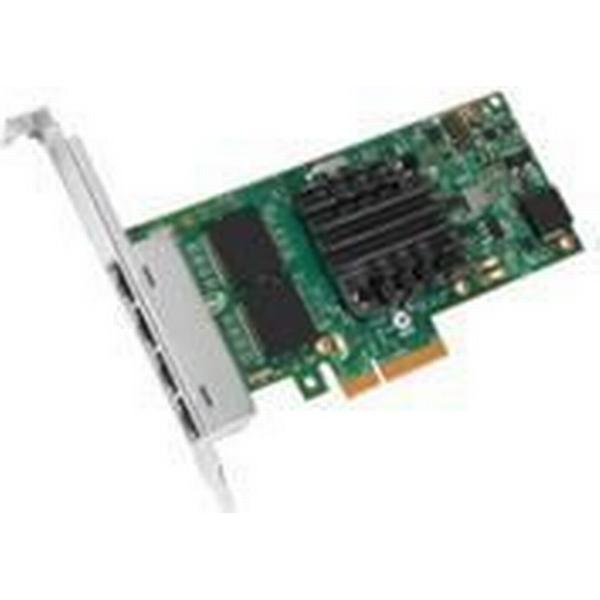 Intel Ethernet Server Adapter I350-T4 (I350T4BLK)
