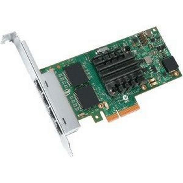 Intel Ethernet Server Adapter I350-F4 (I350F4BLK)