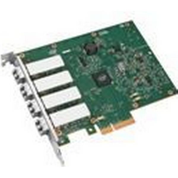 Intel Ethernet Server Adapter I340-F4 (E1G44HFBLK)