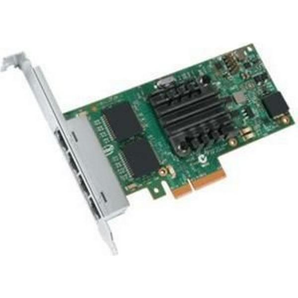 Intel Ethernet Server Adapter I350-F4 (I350F4)