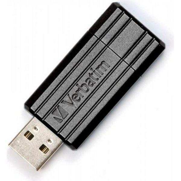 Verbatim Store'n'Go PinStripe 64GB USB 2.0