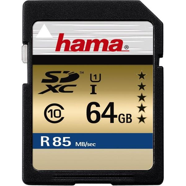 Hama SDXC 85MB/s 64GB