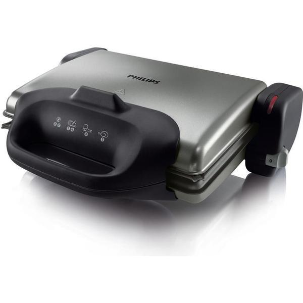 Philips HD4467 Elektrisk Bordgrill