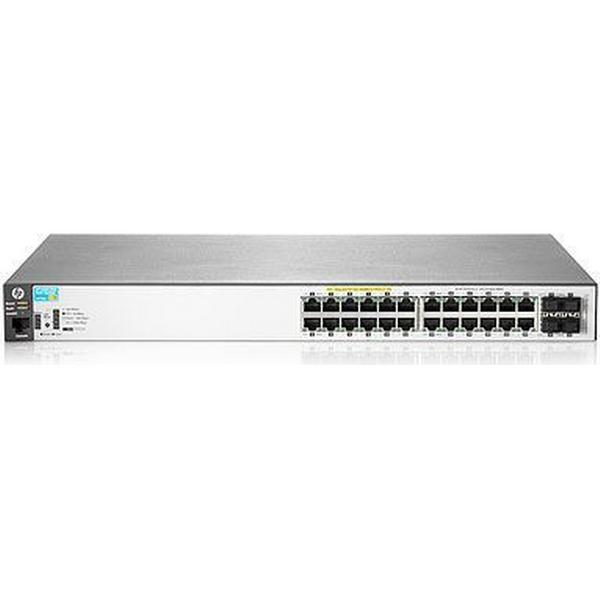 HP 2530-24G-PoE+ Switch (J9773A)