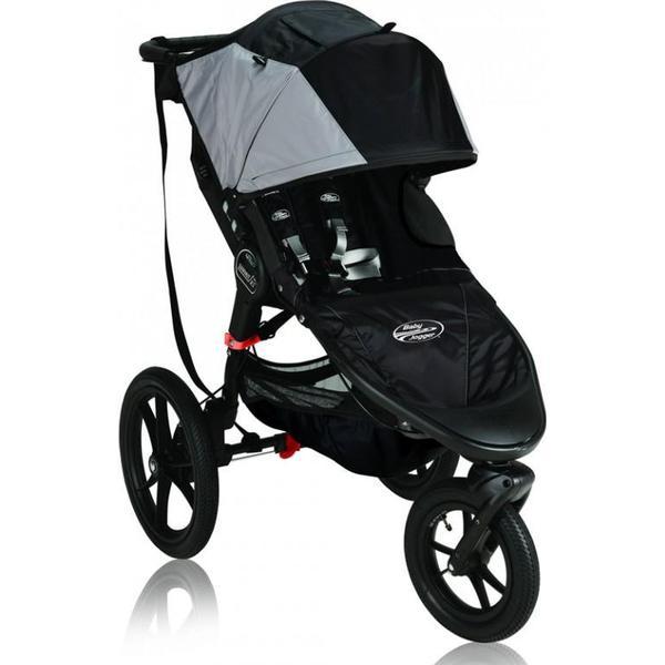 Baby Jogger Summit X3 Single Løbevogn