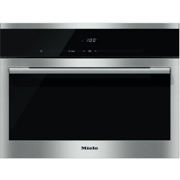 Miele DG 6100 Rustfrit Stål